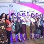 Putri Pariwisata Indonesia 2016 Dukung Hentikan Kekerasan, Eksploitasi dan Persekusi