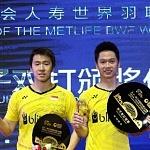 Kevin/Marcus Juarai Ajang China Terbuka Super Series Premier 2017