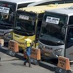 Jelang Natal & Tahun Baru, Dishub DKI Jakarta Cek Kesiapan Bus