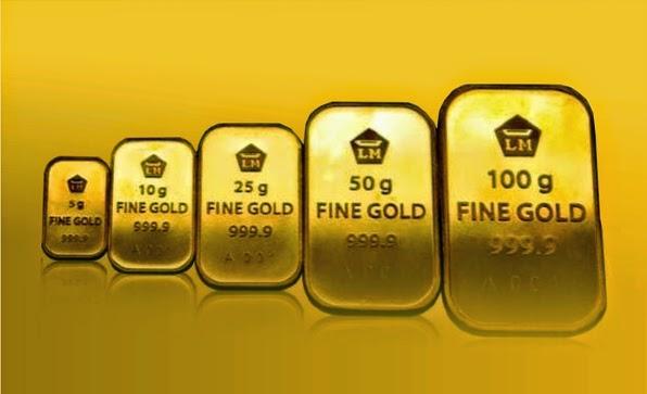 Harga Jual Emas Antam Merosot Ke Posisi Rp638000 Per Gram El John