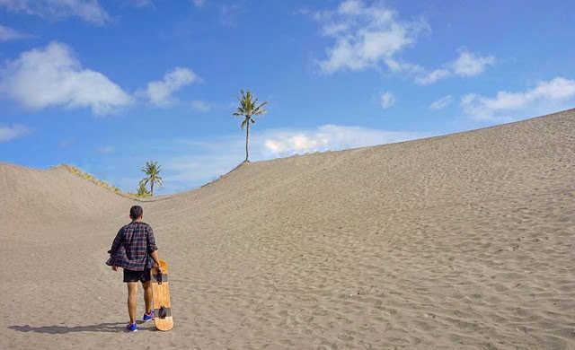 Nikmati Keseruan Wisata Di Gumuk Pasir El John News