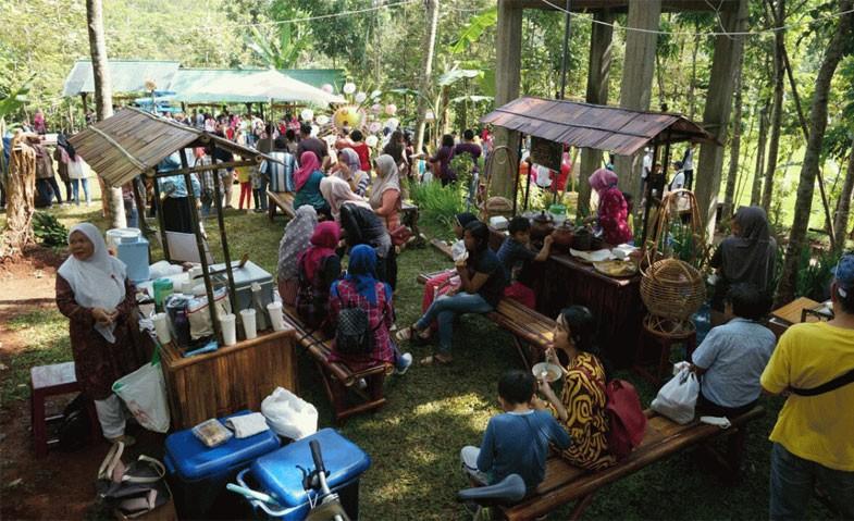 Pasar Digital di Yogya Tawarkan Gaya Ngabuburit Istimewa