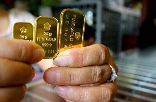 Harga Emas Antam Merosot Tipis Di Makassar El John News